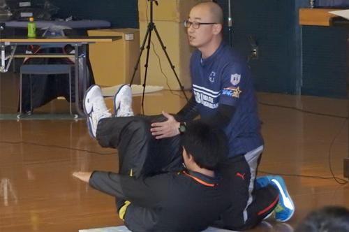KOBAスポーツエンターテイメント株式会社 総括マネージャー三壁潤一朗氏