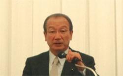 秋田県体育協会 会長 鈴木 洋一氏