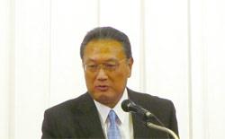秋田県体育協会 副会長 國安 教善氏